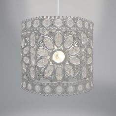 Tilly Light Fitting - Silver