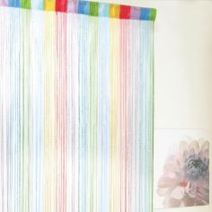 Rainbow String Door Curtain - Multi