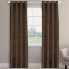Kent Chenille Coffee Made to Measure Curtains