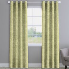 Kent Chenille Kiwi Made to Measure Curtains