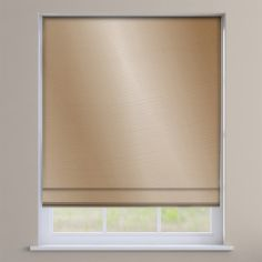 Windsor Sand Roman Blind