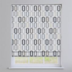 Soho Dove Grey Roman Blind