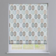 Soho Duck Egg Roman Blind