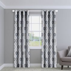 Soho Dove Grey Made to Measure Curtains
