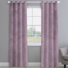 Opulence Velvet Heather Made to Measure Curtains