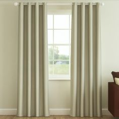 Linea Natural Made to Measure Curtains