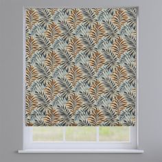 Manila Leaves Henna Roman Blind