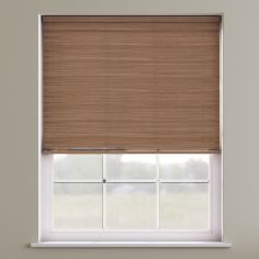 Faux Wood Venetian Blind - English Oak