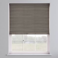 Faux Wood Venetian Blind - Whisper Smoke