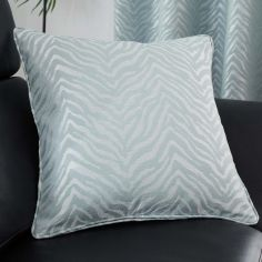 Africa Textured Cushion Cover - Duck Egg Blue