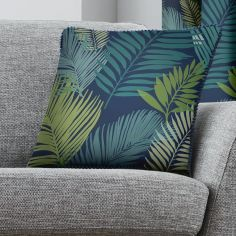 Tropical Leaf Cushion Cover - Multi