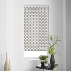 Art Deco Chic Printed Roller Blind - Multi