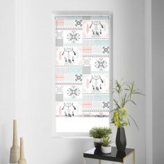Wapo Dream Catcher Geometric Roller Blind - Multi