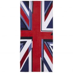 Catherine Lansfield Union Jack Beach Towel - Multi
