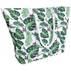 Floral Leaf Beach Cooler Bag - Multi