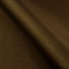 Chocolate Faux Silk Made to Measure Roman Blind