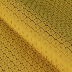 Gold Sicily Made to Measure Roman Blind