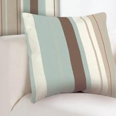 Wentworth Striped Cushion Cover Blue