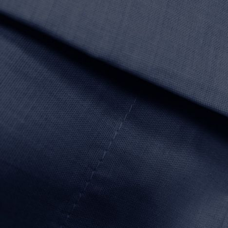 Pastel Easy Care Polycotton Fitted Sheet - Navy