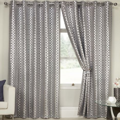 Blackout Curtains Thermal Silver Tony S Textiles
