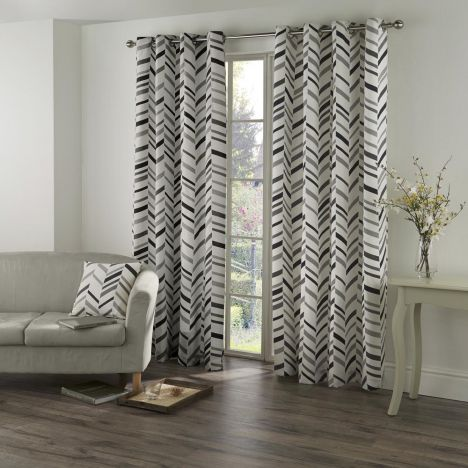 randallhoven com and dazzling design phenomenal gray curtains decor chevron cream wall with home