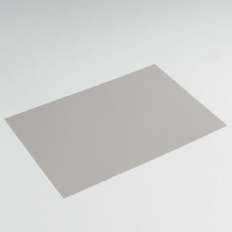 Melix PVC Table Placemat - Grey