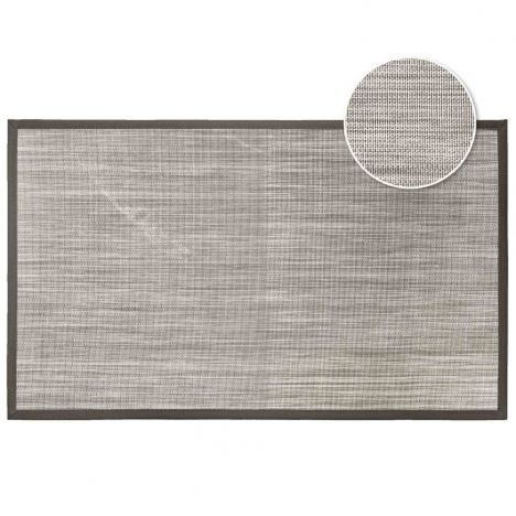 Tonio Woven Plain Rug - Natural