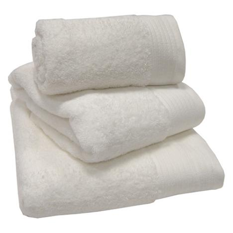 Egyptian Cotton Combed Supersoft Towel - White