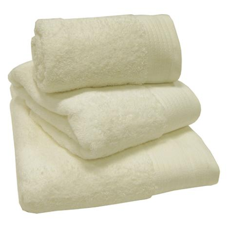 Egyptian Cotton Combed Supersoft Towel - Cream