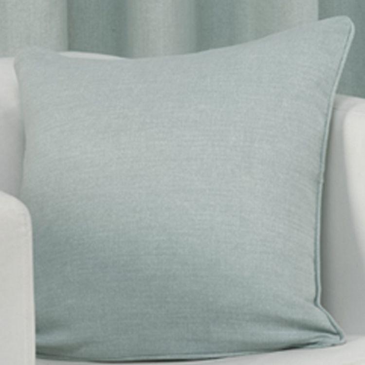Plain Belmont Duck Egg Blue Cushion Cover Tonys Textiles
