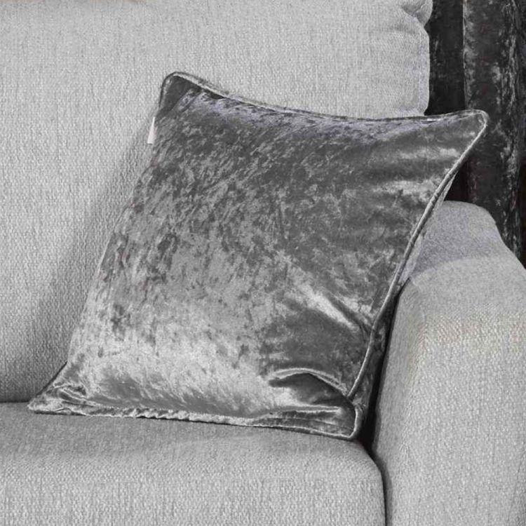 Plush Crushed Velvet Cushion Cover Cushion Tonys