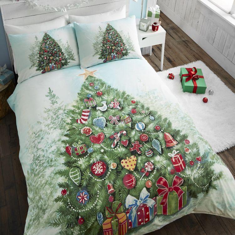 Christmas Bathroom Accessories Uk: Duvet Covet Set