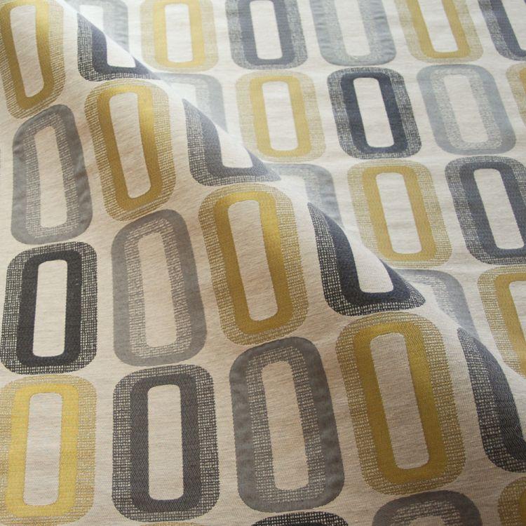 Ochre Soho Made To Measure Roman Blind Tonys Textiles