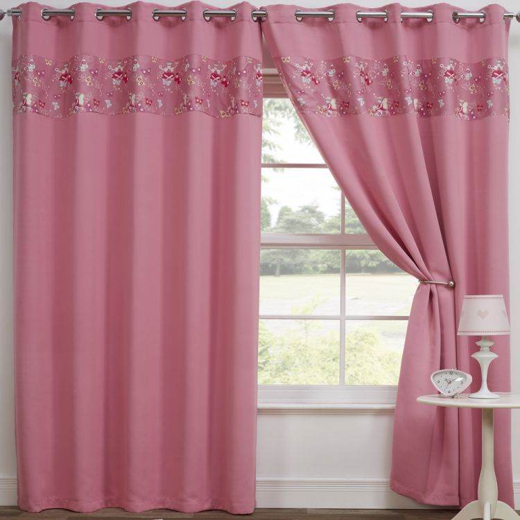 lovable for architecture curtain cheap good nyc girls blackout little quality with designs competitions girl curtains pink room solid