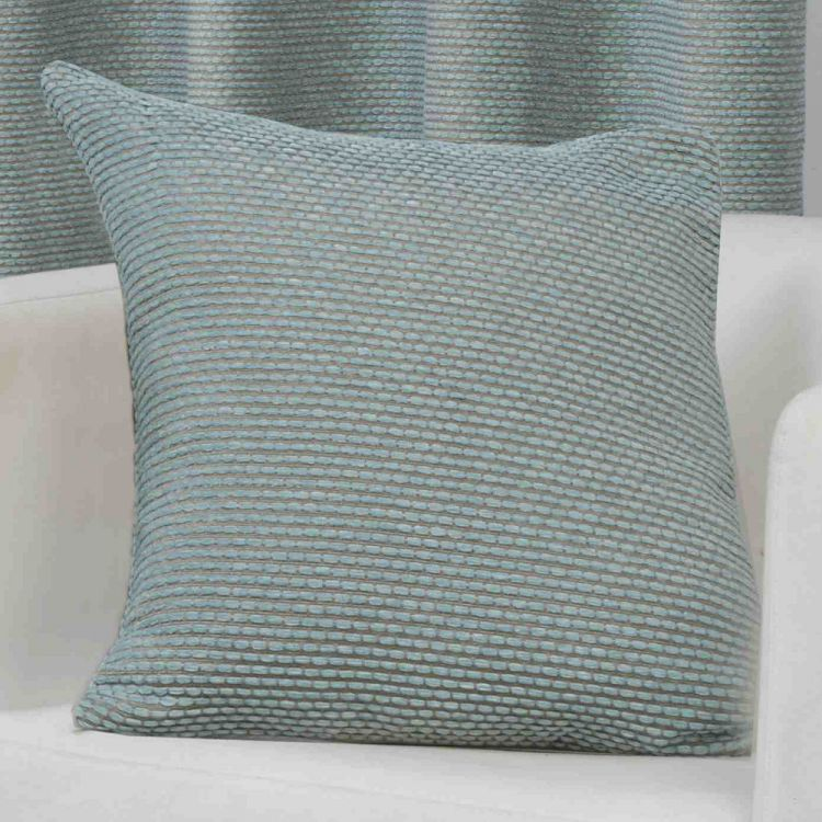 cushion cover duck egg blue tonys textiles. Black Bedroom Furniture Sets. Home Design Ideas