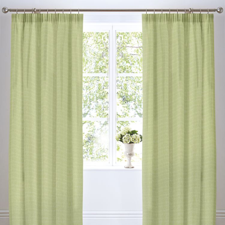 Botanique Floral Thermal Lined Tape Top Curtains