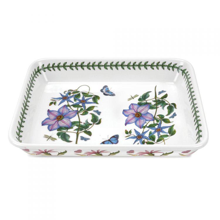 Botanic Garden Lasagne Dish Floral Tonys Textiles