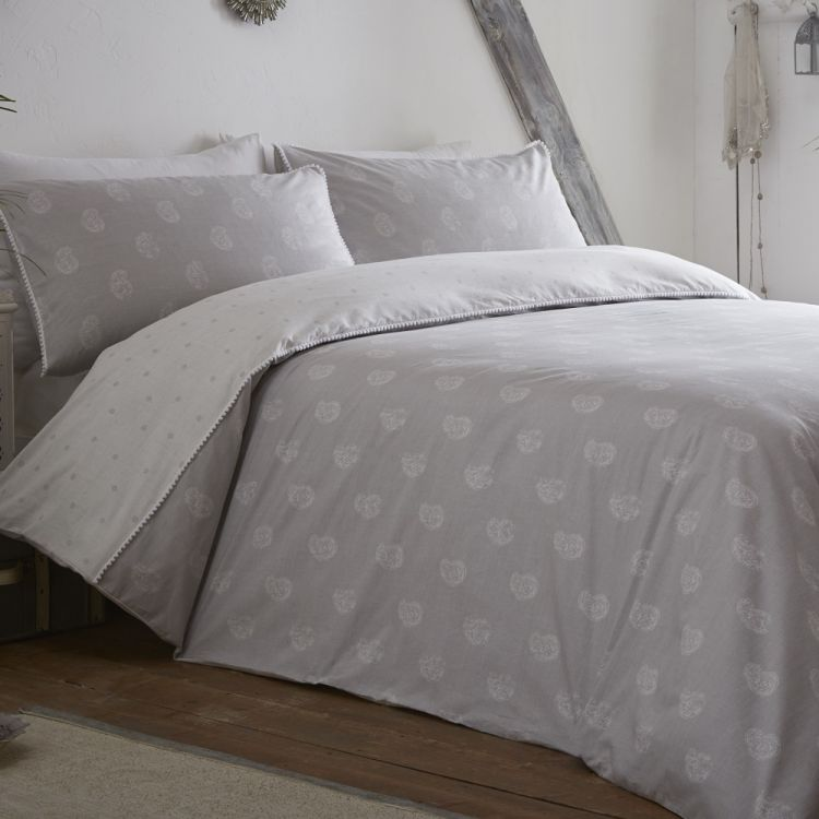 Appletree Shimla 100 Cotton Duvet Cover Set