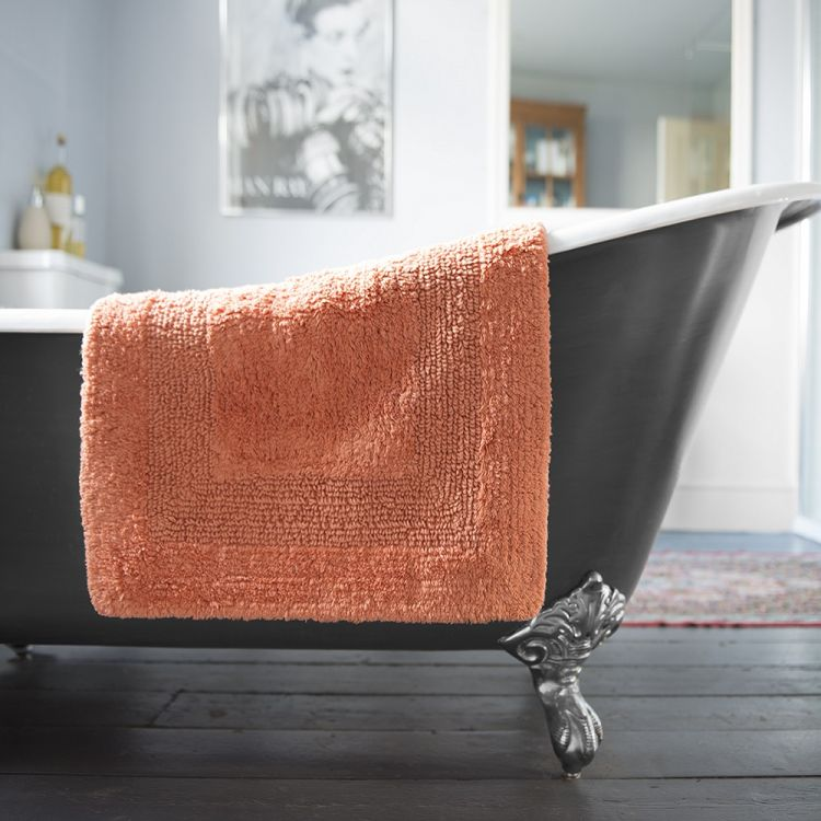 Bliss Reversible 100 Cotton 2200gsm Bath Mat