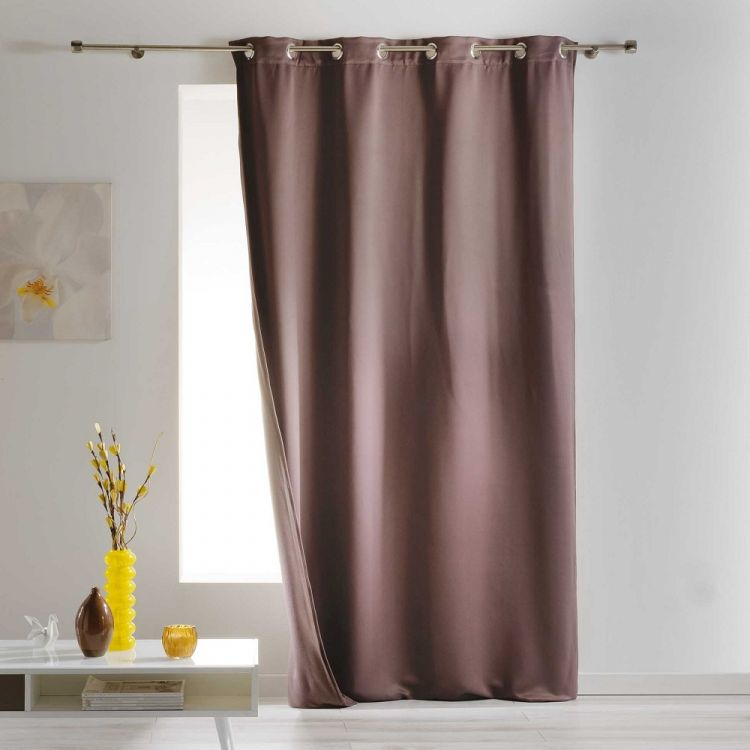 Covery Insulating Blackout Curtain Panel With