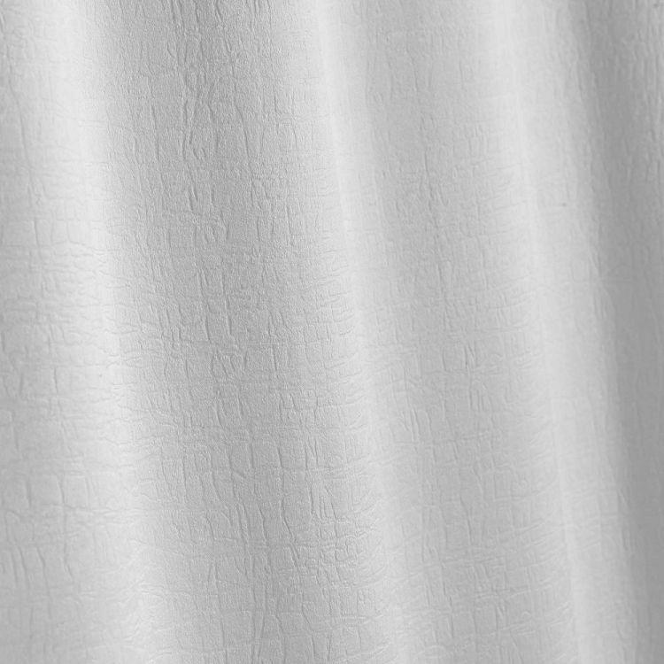 Opacia Embossed Velvet Blackout Ring Top Curtain