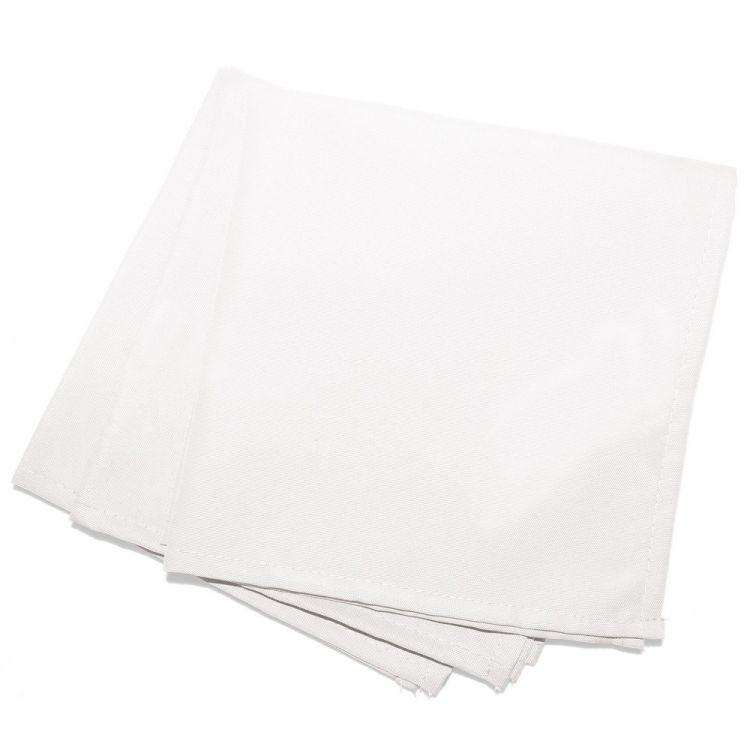 Essentiel Plain Tablecloth White Tonys Textiles