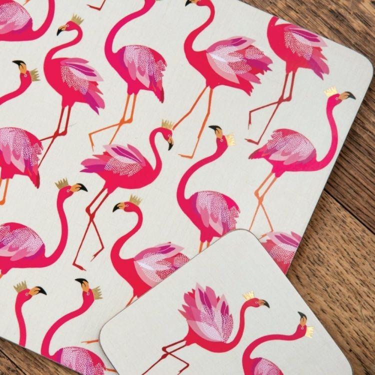 Flamingo Bath Mat Uk