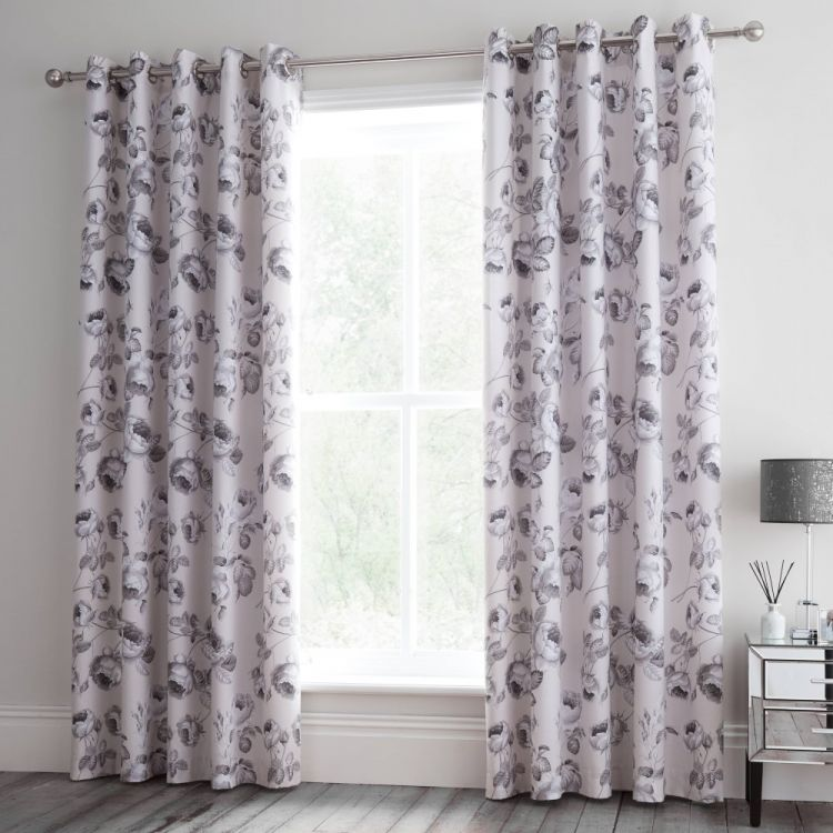 Catherine Lansfield Shrewsbury Floral Curtains