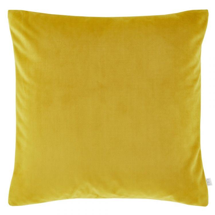 Catherine Lansfield Contrast Velvet Cushion Cover