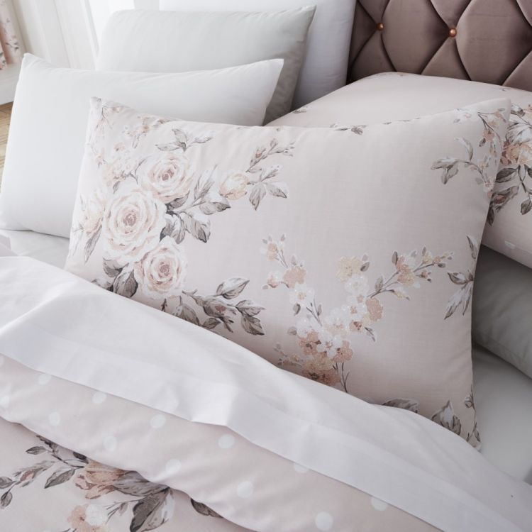 Catherine Lansfield Canterbury Floral Duvet Cover
