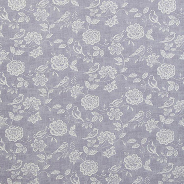 Bird Garden Delicate Floral 100 Cotton Made To